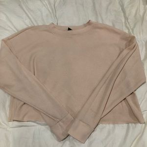 Wild Fable Pink Long sleeve